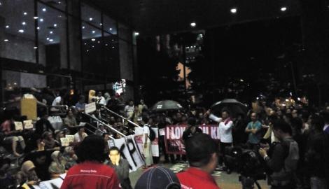 GP Ansor Minta KPK-Polri Tak Pentaskan Drama Hukum - Warta Ekonomi
