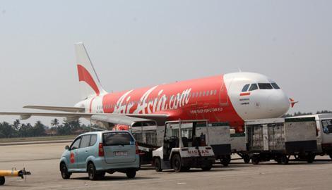 KNKT Rilis Penyebab Jatuhnya AirAsia - Warta Ekonomi