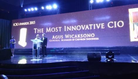 iCIO Community Umumkan Pemenang iCIO Awards 2015 - Warta Ekonomi