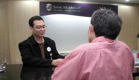 Foto Berita Bank Muamalat Salurkan Rp125 Miliar ke Citifin Syariah