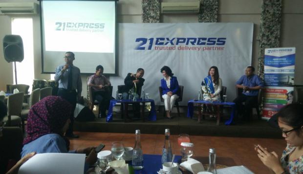 Foto Berita 21 Express Rambah Pasar Ritel