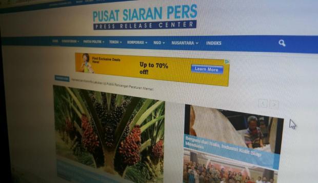 Foto Berita Perkaya Konten Berita, Karjodihardjo Luncurkan Pusat Siaran Pers Indonesia