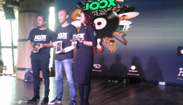 Foto Berita Joox, Aplikasi Musik Digital Hadir di Indonesia