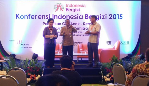 Indonesia Butuh Implementasi Peningkatan Gizi Masyarakat - Warta Ekonomi