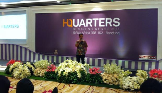 Foto Berita Investaland Luncurkan HQuarters di Bandung