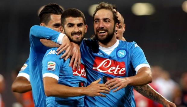 Napoli Tetap Kokoh Puncaki Klasemen Liga Italia - Warta Ekonomi