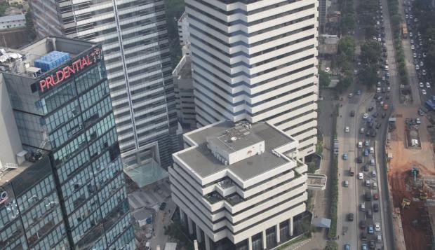 Saham Prudential di Asia Merosot, Ada Apa? - Warta Ekonomi