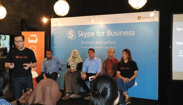 Dengan Skype for Business, Microsoft Jamin Privasi Keamanan - Warta Ekonomi
