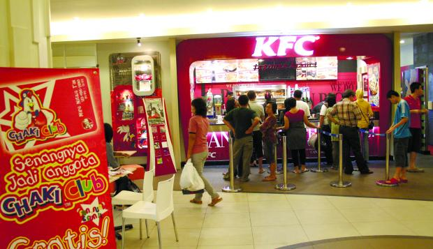 Laba KFC Indonesia Turun Tipis di Tiga Bulan Pertama Tahun Ini - Warta Ekonomi