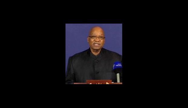 Foto Berita Partai Oposisi Ancam Gulingkan Presiden Afrika Selatan