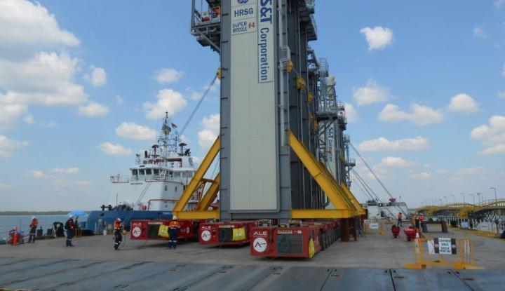 Foto Berita AG&P Introduces Virtual LNG Pipeline