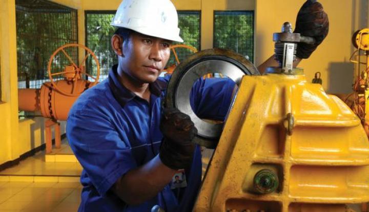 Foto Pertamina Resmikan Petroleum Geoheritage Wonocolo