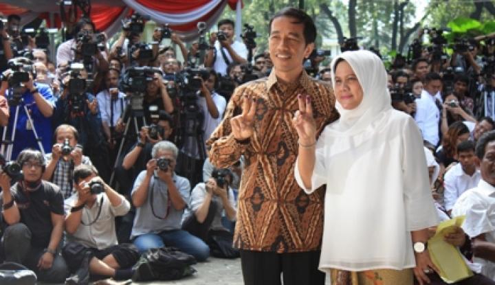 Foto Presiden: Sampai 2030 Masa Transisi Indonesia Jadi Negara Maju