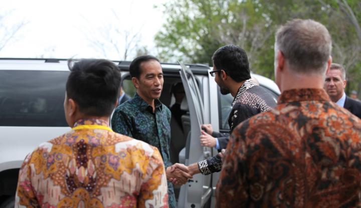 Foto Rombak Kabinet, Presiden: Saya Mau Bentuk Tim Solid
