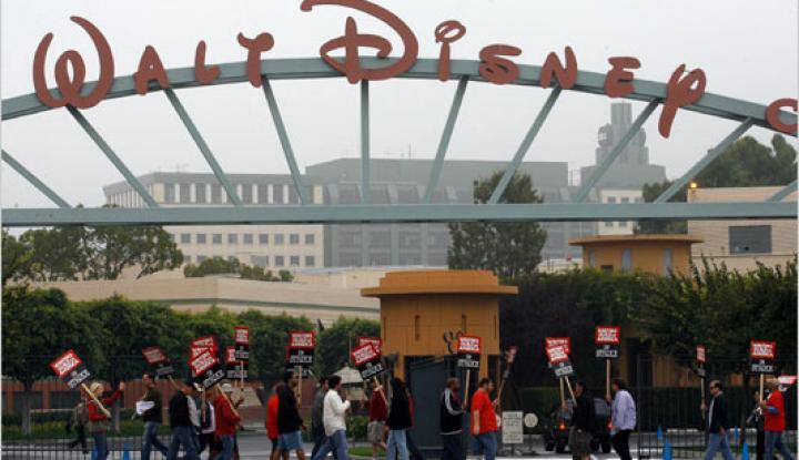 Finding Dory Dorong Kenaikan Pendapatan Disney - Warta Ekonomi