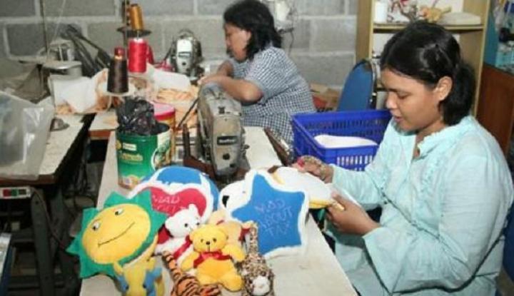 Foto BI: Bank Asing Belum Penuhi Kredit UMKM