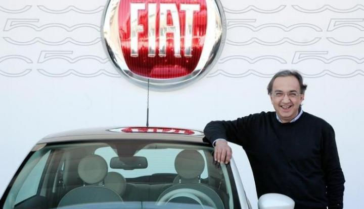 Foto Bos Fiat Bantah Palsukan Data Penjualan di AS