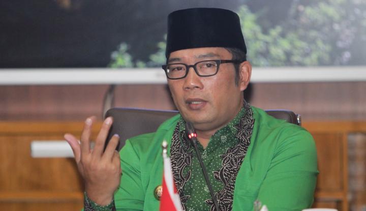 Ridwan Kamil Galang Dana untuk Banjir Garu di Kitabisa.com - Warta Ekonomi