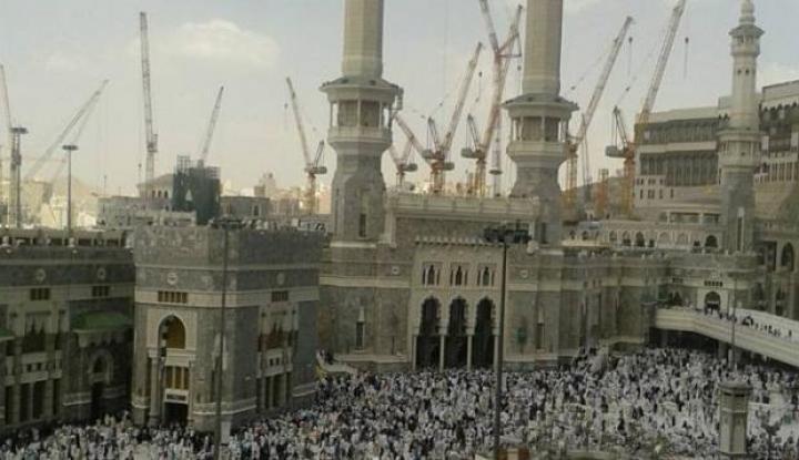 Foto Alhamdulillah, Dua Jamaah Haji Yang Dipenjara Akhirnya Bebas