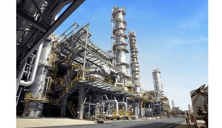 Foto Industri Petrokimia Masih Sumbang Pertumbuhan Ekonomi