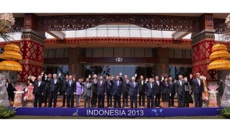 Foto Berita KTT APEC - APEC Hasilkan Tujuh Kesepakatan