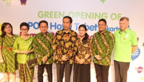 ... Batik Danar Hadi Buka Pop Hotel dan Tampilan Baru Rumah Batik Danar