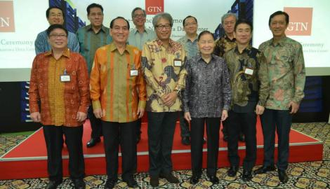 Foto Berita Multipolar-Mitsui Patungan Bangun  GTN Data Center