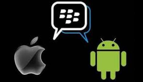 Cara Install Blackberry Messenger (BBM) di Android atau IPhone