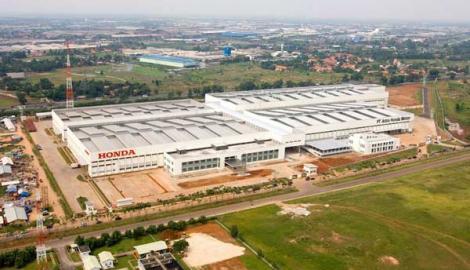 Foto Berita AHM Bangun Pabrik Keempat di Karawang