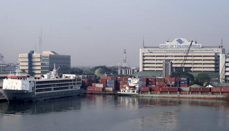 Foto Berita Kadin: Monopoli Pelabuhan Perburuk Pelayanan Logistik
