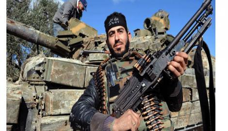 Foto Berita Konflik Suriah Masuki Fase Lebih Berbahaya Bagi Perdamaian (1)