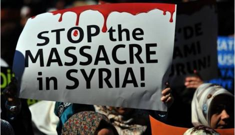 Foto Berita Pasukan Suriah Mulai Ofensif dan Unjuk Gigi (4)