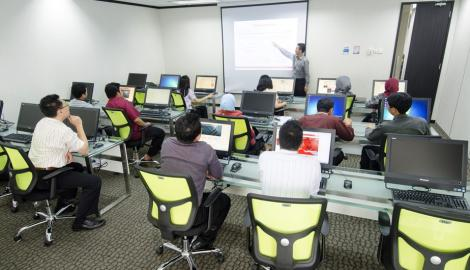 Foto Berita CTI Group Resmikan CTI Education Center
