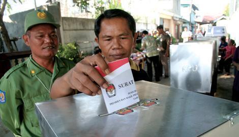 Foto Berita Pelaksanaan Pemilu 2014 Akan Lebih Baik