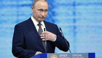 Foto Putin Kunjungi Tiongkok Pererat Kemitraan