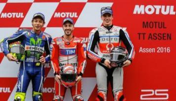 Foto Sirkuit Assen Teken Perpanjangan Kontrak 10 Tahun Dengan MotoGP