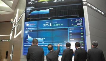 Foto OJK Segera Terbitkan 10 Aturan Pasar Modal