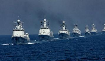 Foto PCA: China Tak Miliki Hak Sejarah Atas Laut China Selatan