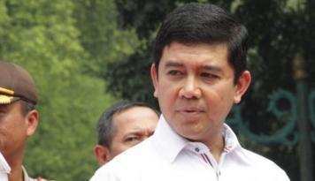 Foto Tanggapi Isu Reshuffle, Menteri Yuddy: Gak Boleh Tegang, Santai Saja