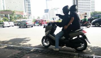 Foto Wuih, Uber Catatkan Perjalanan Ke-2 Miliar