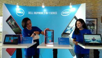 Foto Produk Baru Dell Masih Usung Model 2 in 1