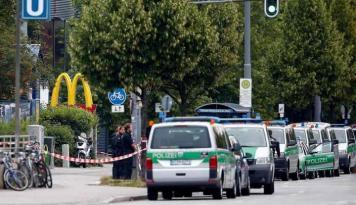 Foto Presiden Prancis: Penembakan di Jerman Adalah Serangan Teroris