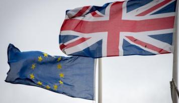Foto Sebulan Brexit, Inggris Belum Keluar dari UE (1)