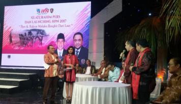 Foto 2017, Hari Pers Nasional Bakal Digelar di Maluku