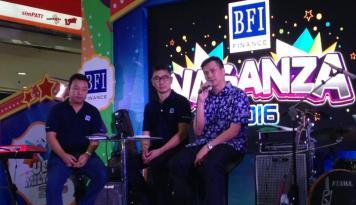 Foto Sumatera Berikan Kontribusi 20 Persen ke Bisnis BFI Finance