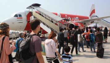 Foto Wuih, Indonesia Jadi Destinasi Terfavorit Wisatawan Australia