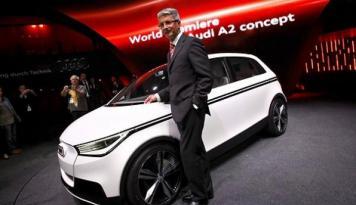 Foto Audi Targetkan Miliki Tiga Mobil Listrik pada 2020
