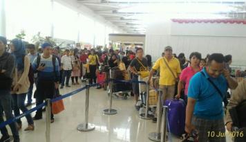 Foto Kerinci dan Bungo Diminta Gerak Cepat Kembangkan Bandara