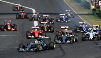 Foto Para Pembalap Formula 1 Tuntut Peraturan yang Lebih Jelas
