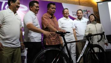 Foto Ingat! 30 Juli Ada Balap Sepeda Internasional, Tour de Jakarta 2016